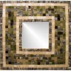 Specchio Nashira mosaico