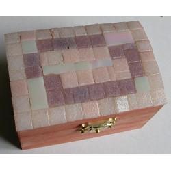 "Scatola a mosaico ""Cuinie"""
