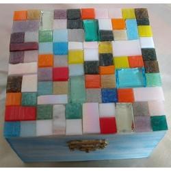 """Scatola a mosaico """"Bor""""..."""