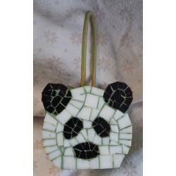 Cestino panda piccolo