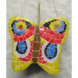 Cestino farfalla